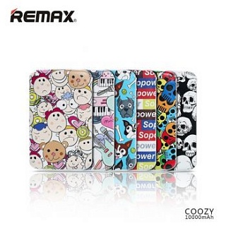 Power Bank REMAX (COOZY) USBx2 / 2,1А 10000mAh